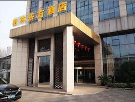 Greentree Eastern Changzhou North Zhulin Road Hotel photos Exterior