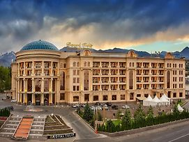 Royal Tulip Almaty photos Exterior