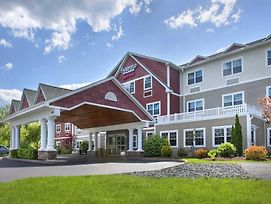 Fairfield Inn & Suites By Marriott Great Barrington Lenox Berkshires photos Exterior