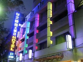 Taipei Lotty Hotel photos Exterior