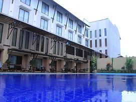 The Grand Santhi Hotel photos Exterior