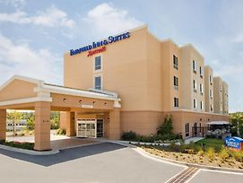 Fairfield Inn & Suites By Marriott Augusta Fort Gordon Area photos Exterior