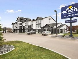 Microtel Inn & Suites By Wyndham Blackfalds photos Exterior