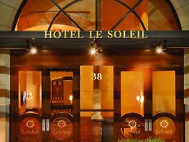Executive Hotel Le Soleil New York photos Exterior