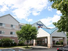 Fairfield Inn By Marriott Albany University Area photos Exterior