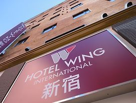 Hotel Wing International Shinjuku photos Exterior