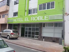 Hotel El Roble photos Exterior