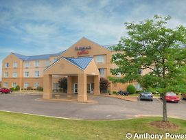 Fairfield Inn By Marriott Ft Leonard Wood photos Exterior