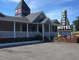 Brown'S Motel photos Exterior