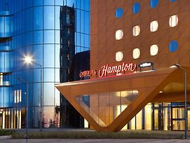 Hampton By Hilton Saint Petersburg Expoforum photos Exterior