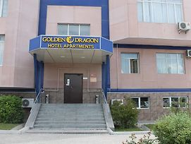 Golden Dragon Aparthotel photos Exterior