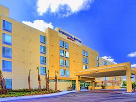 Springhill Suites By Marriott Tampa North/Tampa Palms photos Exterior