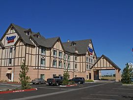 Fairfield Inn & Suites By Marriott Selma Kingsburg photos Exterior