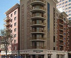 Courtyard By Marriott Downtown Memphis photos Exterior