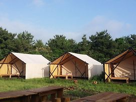 Blue Night Glamping House In Udo - Caravan Park photos Exterior