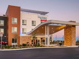 Fairfield Inn & Suites By Marriott San Antonio Brooks City Base photos Exterior