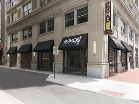 Home2 Suites By Hilton Indianapolis Downtown photos Exterior