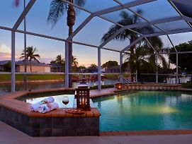 Cape Coral Waterfront Serenity photos Exterior