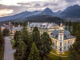 Grand Hotel Kempinski High Tatras photos Exterior