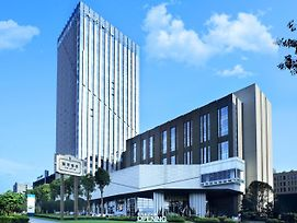 The Lotus Hotel Chongqing photos Exterior