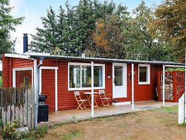 Three-Bedroom Holiday Home In Roslev 4 photos Exterior
