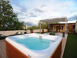 Feel Good Penthouse With Jacuzzi photos Exterior