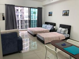 I City I Soho Chamey Homestay Condo Shah Alam photos Exterior