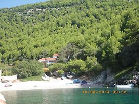 Secluded Fisherman'S Cottage Cove Bratinja Luka Korcula 12764 photos Exterior