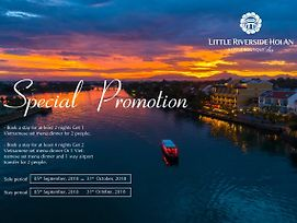 Little Riverside Hoi An . A Luxury Hotel & Spa photos Exterior