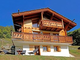 Fabulous Holiday Home In Les Collons In Ski Area photos Exterior