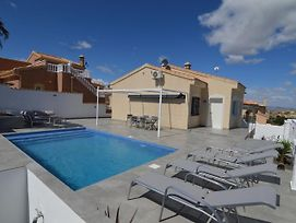 Detached Holiday Homr In Rojales Valencia With Private Pool photos Exterior