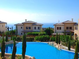 2 Bedroom Apartment Themis With Stunning Sea Views Aphrodite Hills Resort photos Exterior