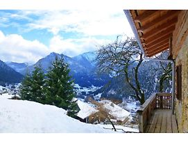 Lovely Cottage In Chatel French Alps Near Ski Area photos Exterior