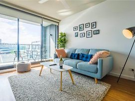 Stylish 2-Bedroom Apartment In Fortitude Valley photos Exterior