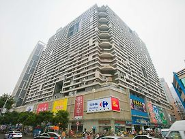 Chengdu Jinjiang-Chunxi Road Fortune Square Locals Apartment 00145230 photos Exterior