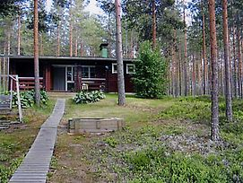 Holiday Home Aittoniemi I Rimpila N Lomama Kit photos Exterior