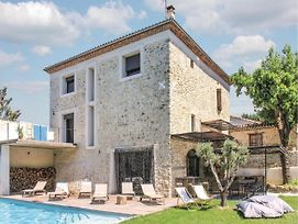 Five Bedroom Holiday Home In St Gervais photos Exterior