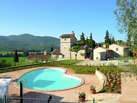 Peaceful Holiday Home In Corciano Italy With Private Pool photos Exterior
