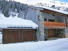 Spacious Chalet In Champagny En Vanoise Near Paradiski Ski Area photos Exterior