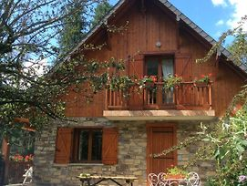 Chalet With 4 Bedrooms In Montauban De Luchon With Wonderful Mountain View Enclosed Garden And Wifi photos Exterior