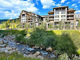Ski In Ski Out Luxury Condo #4475 - Free Activities Daily & Wifi, Pool Sized Hot Tub photos Exterior