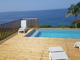 House With 4 Bedrooms In Bouillante With Wonderful Sea View And Enclo photos Exterior