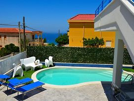 House With One Bedroom In Alcamo With Wonderful Sea View Private Poo photos Exterior