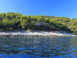 Secluded Fisherman'S Cottage Cove Spiliska Korcula 9142 photos Exterior