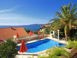 Seaside House With A Swimming Pool Seget Vranjica Trogir 4329 photos Exterior