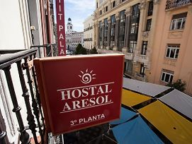 Hostal Aresol photos Exterior