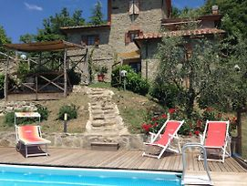 Molinelli Villa Sleeps 8 Pool Wifi photos Exterior