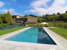 Salceta-Formicheto-Osteria Villa Sleeps 4 Pool Wifi photos Exterior