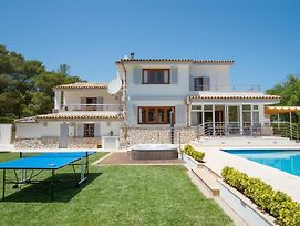 Port De Pollenca Villa Sleeps 8 Pool Wifi photos Exterior
