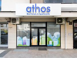 Apartments Athos Delta City photos Exterior